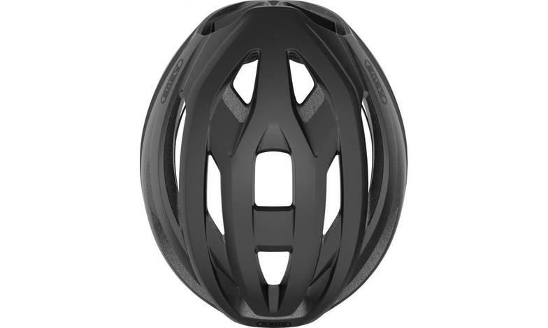 Шолом велосипедний ABUS STORMCHASER M 52-58 Velvet Black, фото 2