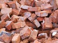 Бой кирпича, бой бетона, дробленый бетон, бетонный бой