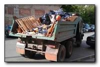 Вывоз строительного мусора, вывоз промышленного мусора