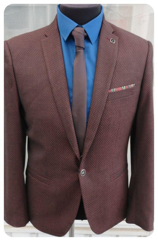 Мужской пиджак West-Fashion модель А-1001А
