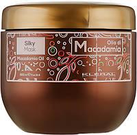 Маска-шелк с маслом макадамии Kleral System Olio Di Macadamia Silky Mask