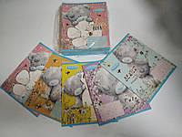 Набір із 25 зошитів в косу лінію, фото 1