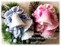 """Мыло """"Рождественский колокольчик"""""""