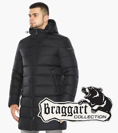 Braggart Aggressive 42110 | Зимняя куртка черная, фото 2