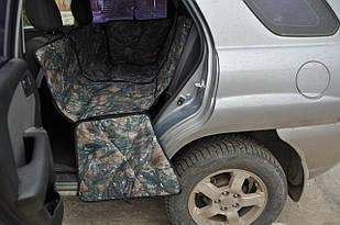 Автогамак для питомцев Dabl Hunter (видеобзор)
