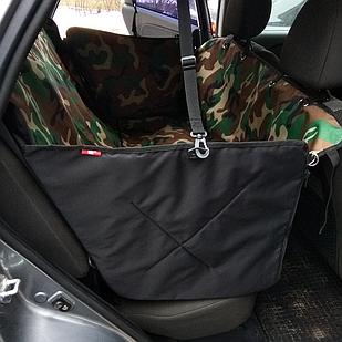 Автогамак для собак Standart Camouflage