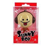 Смайлик прикольный - подвеска Sunny Boy