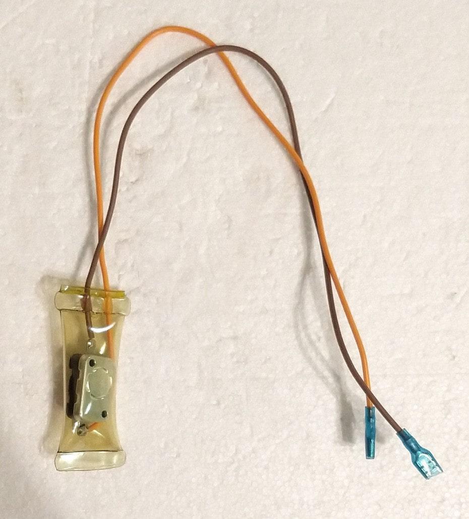 Універсальний датчик (биметал без термозапобіжника) для холодильника