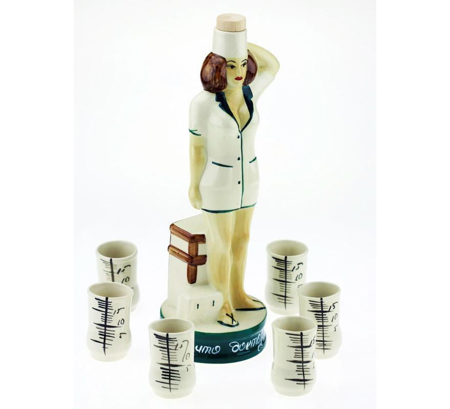 Подарочный набор 33 wishes Медсестра 7 предметов (KE28)