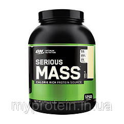 Optimum Nutrition Гейнер Сіріус Мас Serious Mass (2,7 кг )