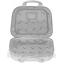 Комплект чемодан Bonro Smile (небольшой) + кейс Bonro Smile (средний) золотой, фото 3