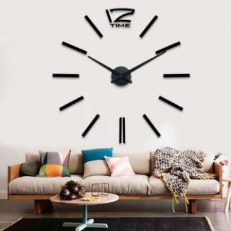 """Часы настенные 3D """"DIY CLOCK"""""""