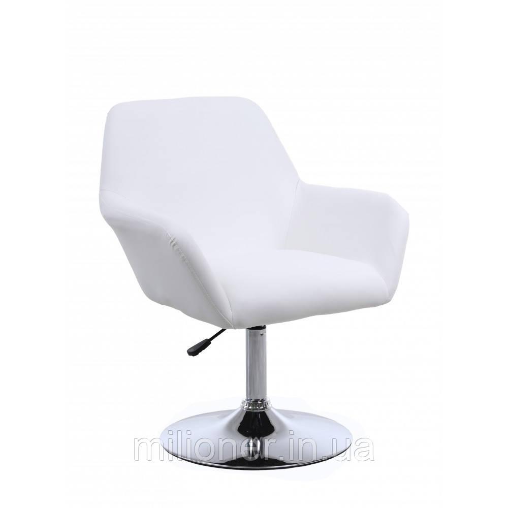 Кресло хокер Bonro B-1011 белое