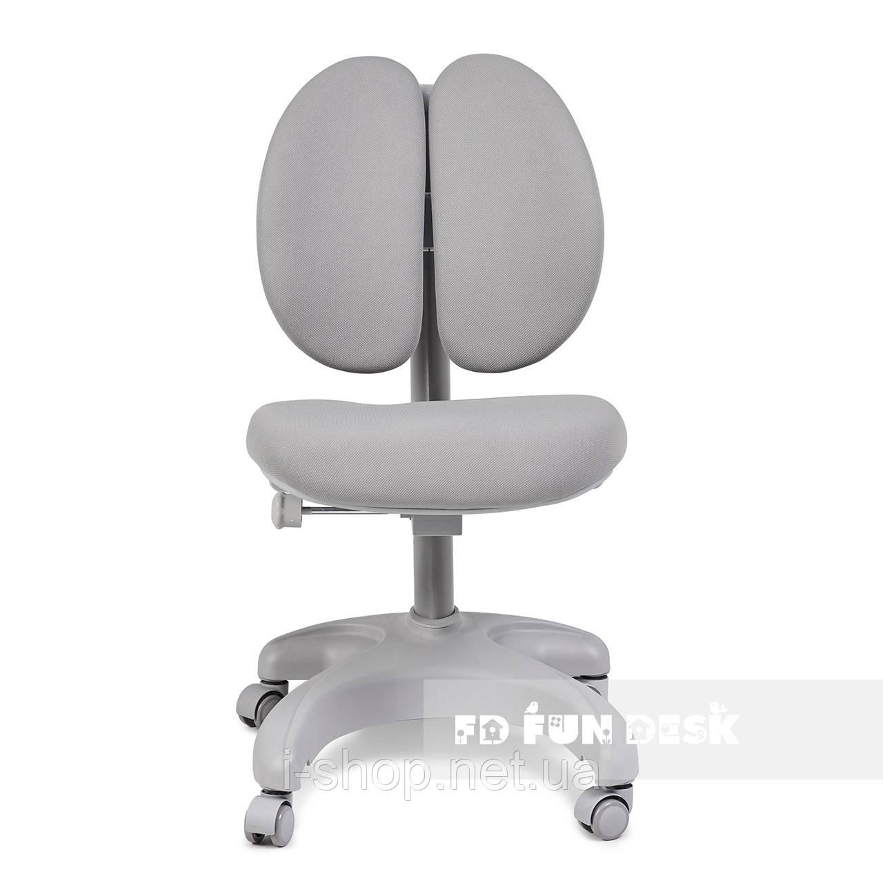 Детское эргономичное кресло FunDesk Solerte Grey