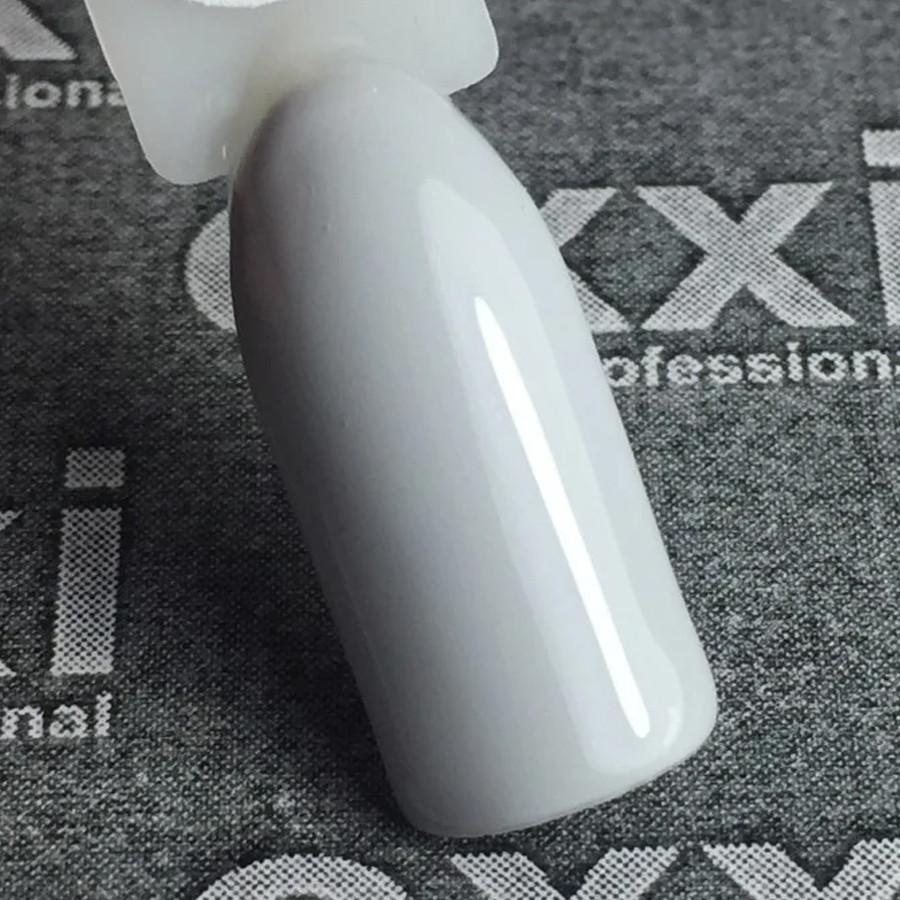 Гель-лак Oxxi Professional 030 10 мл (светлый серый, эмаль)
