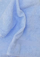 Рушник махровий світло-блакитне 50*90