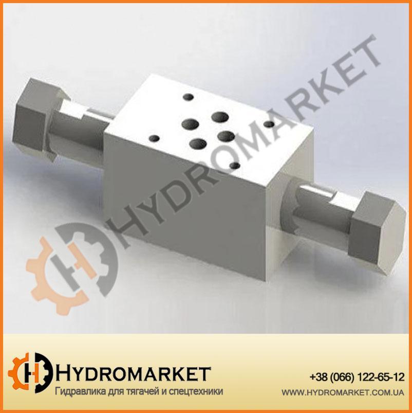Модульний запобіжний клапан для порти А і В, Hydro-Pack MR-02W-50W