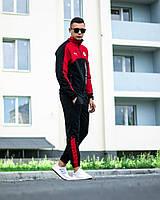 Спортивный костюм BMW Motorsport Black and Red
