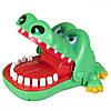 """""""Крокодил-дантист"""" игра детская настольная Original, фото 10"""