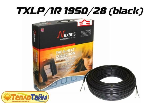 TXLP/1R 1950/28 (black)