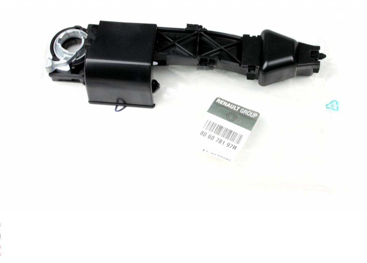 Кронштейн (упор) ручки боковой сдвижной/правой двери (внутри) Renault Master/Opel Movano 10- (806078197R)