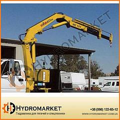 Кран манипулятор HC101 HYVA