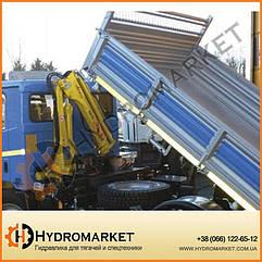 Кран манипулятор HC15 HYVA