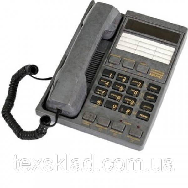 Кнопковий телефонний апарат Русь-28, телефон АВН (Русь)