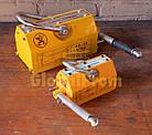 Магнитный грузоподъёмный захват для металла PML-300 (300 кг), фото 8