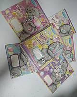 Набір із 25 зошитів в косу лінію по 12 аркушів, фото 1