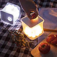 Туристический дачный фонарь на светодиодах
