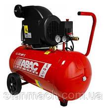 Компресор ABAC Monte Carlo RC2 RED LINE 50л, 200л/хв,8бар, 1.5кВт, 230/50, 36кг