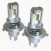 LED лампы Prime-X MINI Н4 би (5000K), фото 1