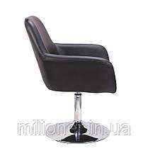 Кресло хокер Bonro B-1011 черное, фото 2