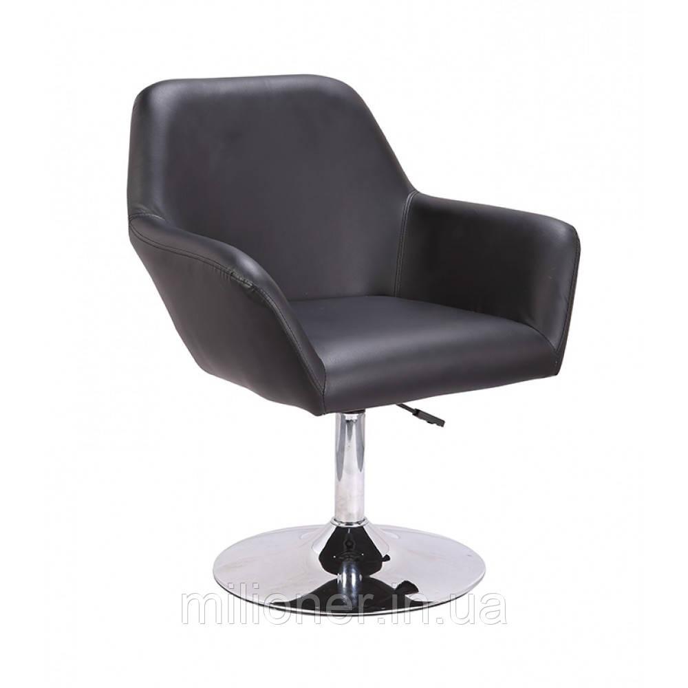 Кресло хокер Bonro B-1011 черное