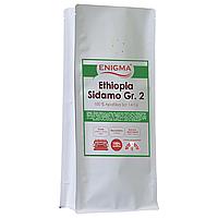 Кофе в зернах арабика Enigma Ethiopia Sidamo Grade 2 Specialty (1 кг)