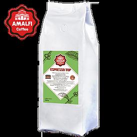 Кофе в зернах Amalfi Espresso TOP (1 кг) 90% арабика, 10% робуста