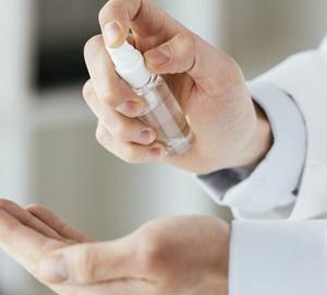 Спрей антисептический для рук