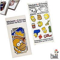 Стикерпак Симпсоны, фото 1