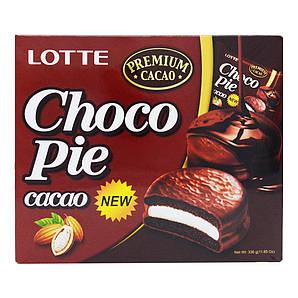 Печиво Choco Pie Cacao 336г, 8 шт/ящ_5135