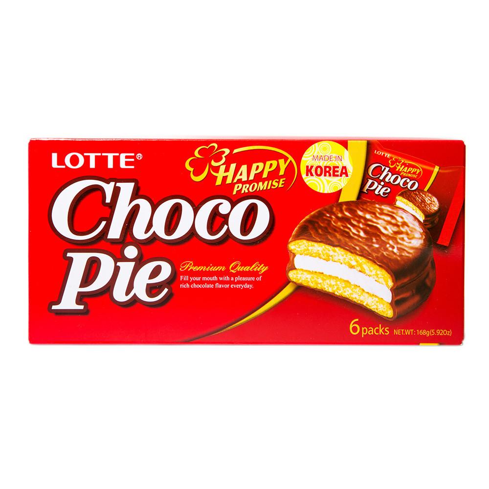 Печиво Choco Pie 168г, 16шт/ящ_6481
