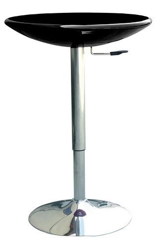 Стол барный Амира, регулируется по высоте, диамметр 60 см