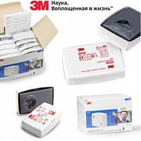 Фильтра 3М™ 6035 Р3. Противоаэрозольный фильтр 6035 Р3. ОРИГИНАЛ.