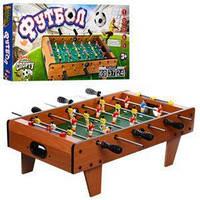 Настольный футбол, детская игра футбол, футбол на штангах Limo Toy деревянный 2035N