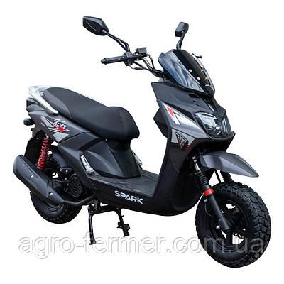Скутер, мотоцикл Spark SP150S-19BN (безкоштовна доставка)