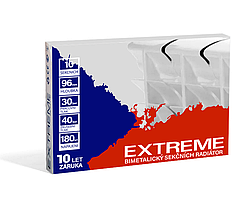 Радиатор EXTREME 500x100 биметаллический (секционный)