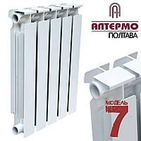 Радиатор Алтермо 7 80*570*96 Биметаллический (Секционный)