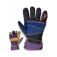 Перчатки кожаные, фото 1