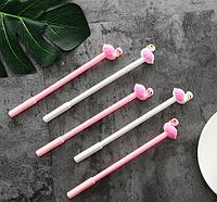 Ручка гелевая Фламинго