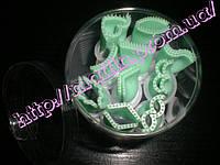 Набор щипцов  для мастики 10 шт, фото 1
